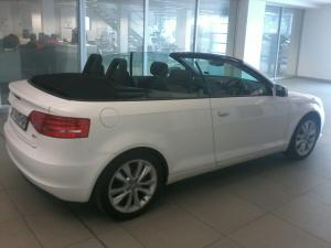 Audi A3 1.8T FSi Cabriolet automatic - Image 4