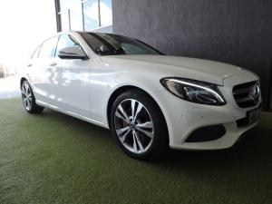 2017 Mercedes-Benz C250 Bluetec Avantgarde automatic