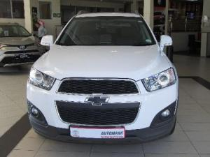 Chevrolet Captiva 2.2D LT automatic - Image 2