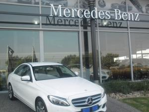 2017 Mercedes-Benz C180 automatic