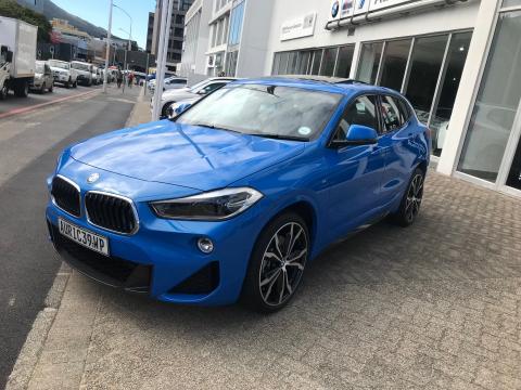 Image BMW X2 sDRIVE20i M Sport X automatic