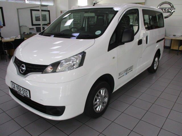 nissan nv200 combi visia william simpson nissan tokai. Black Bedroom Furniture Sets. Home Design Ideas