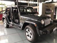Jeep Wrangler Unltd Sahara 3.6L V6 automatic