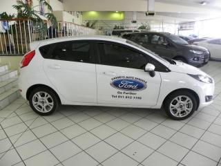 Ford Fiesta 1.5 Tdci Trend 5-Door