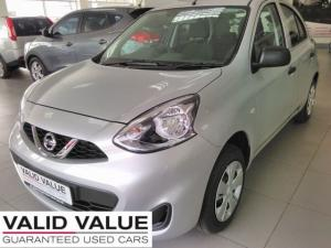 Demo 2018 Nissan Micra 1.2 Active Visia for sale at R 145899 on Used ...
