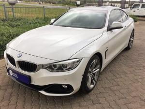 BMW 435i Coupe Sport Lineautomatic - Image 1