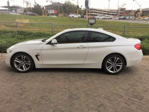 BMW 435i Coupe Sport Lineautomatic - Image 3