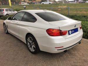BMW 435i Coupe Sport Lineautomatic - Image 4