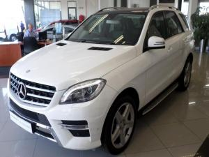 Mercedes-Benz ML 350 Bluetec - Image 3