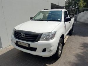 Toyota Hilux 2.5 D-4D SRX R/BS/C - Image 1