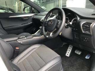 Lexus NX 2.0T F-SPORT/300 F-SPORT