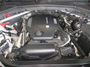 BMW X3 xDRIVE20d Xline automatic - Image 14