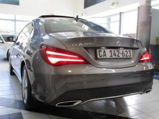 Mercedes-Benz CLA200 Urban automatic