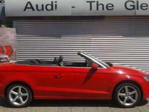 Audi A3 1.4T FSI S Stronic Cabriolet - Image 1