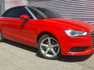 Audi A3 1.4T FSI S Stronic Cabriolet - Image 6