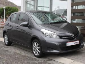 2012 Toyota Yaris 5-door 1.0 XS