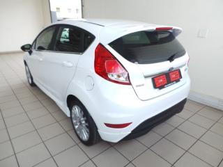 Ford Fiesta 5-door 1.5TDCi Trend