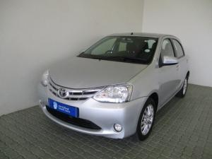 2017 Toyota Etios 1.5 Xs/SPRINT 5-Door