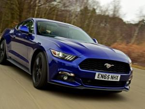 Ford Mustang 2.3 Ecoboost automatic - Image 1