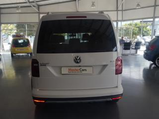 Volkswagen CADDY4 Alltrack 2.0 TDi DSG