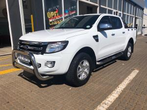 2016 Ford Ranger 3.2TDCi XLT automaticD/C