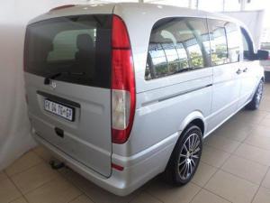 Mercedes-Benz Vito 116 CDI crewbus Shuttle - Image 4