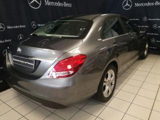 Mercedes-Benz C200 automatic