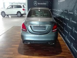 Mercedes-Benz C200 AMG Line automatic