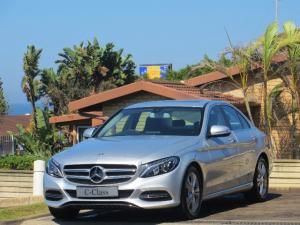 2016 Mercedes-Benz C220 Bluetec Avantgarde automatic