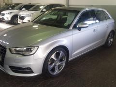 Audi Cape Town A3 Sportback 1.8TFSI SE auto