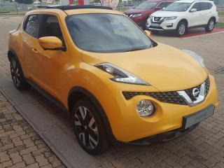 Nissan Juke 1.6T Tekna Tech