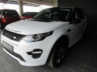 Land Rover Discovery Sport 2.0i4 D HSE