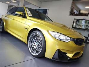 BMW M3 M3 Competition auto - Image 1