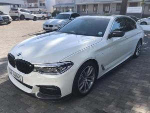 BMW 5 Series 520d M Sport - Image 1