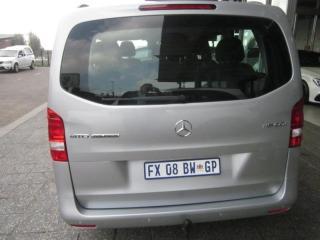 Mercedes-Benz Vito 119 2.2 CDI Tourer Select automatic