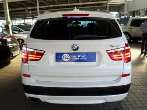 BMW X3 xDRIVE20d automatic - Image 4