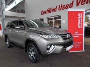 2016 Toyota Fortuner 2.4GD-6 auto