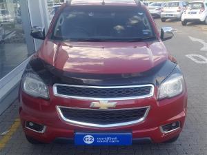 Chevrolet Trailblazer 2.8 LTZ 4X4 automatic - Image 4