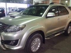 Toyota Cape Town Fortuner 3.0D-4D auto
