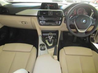 BMW 430i Coupe Sport Line automatic