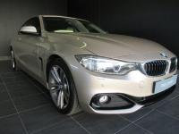 BMW 430i Coupe Sport Line automatic