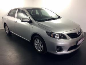 2017 Toyota Corolla Quest 1.6 Plus