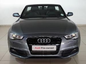 Audi A5 2.0 TDi Cab Multi - Image 1