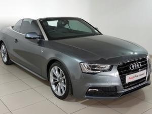Audi A5 2.0 TDi Cab Multi - Image 2