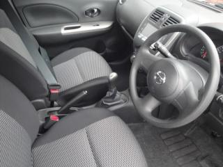 Nissan Micra 1.2 Active Visia