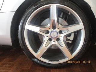 Mercedes-Benz SLC 200 automatic