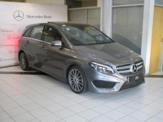 Mercedes-Benz B 200 CDI AMG automatic