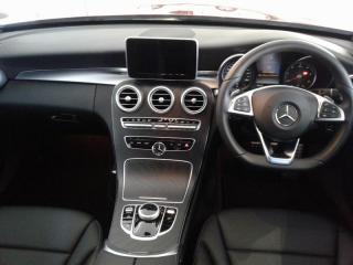 Mercedes-Benz C250 Bluetec AMG Line automatic