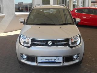 Suzuki Ignis 1.2 GLX automatic