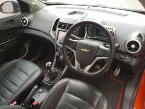 Chevrolet Sonic 1.4T RS 5-Door - Image 4